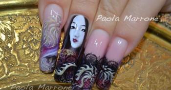 Nail art Fantasy