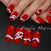 Nails Art San Valentino