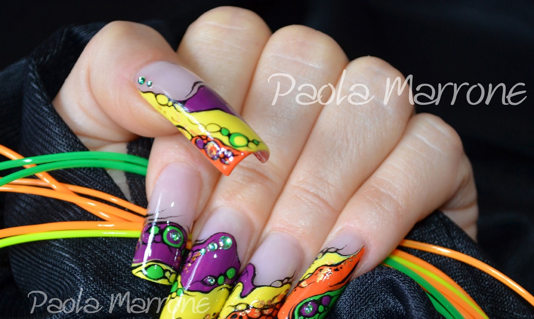 Nail-art-paola-marrone