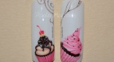 Dolci nail art – Cupcake