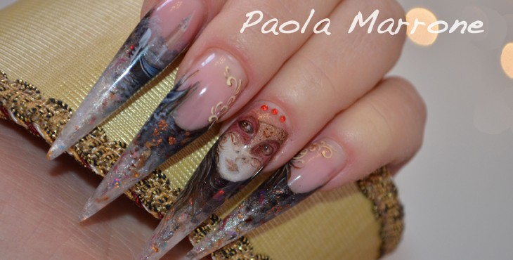 Nail Art Fantasia 1