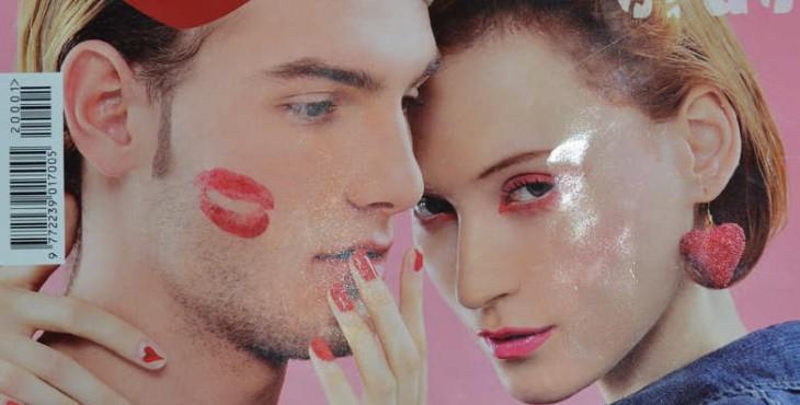 Nail Art San Valentino In copertina Il mio Lavoro